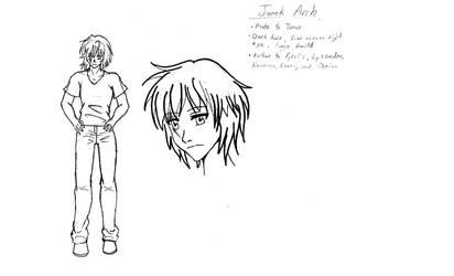 Janek Arch by Ninjagirl-Ayame17