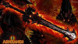 World of WarCraft - Ashkandi by Ahakarin