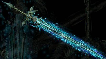 Blade of Azrael by Ahakarin