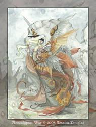 Apocalypse: War by JessicaMDouglas