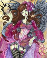 Pink Angel by JessicaMDouglas