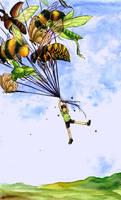 Bug Scientist by JessicaMDouglas