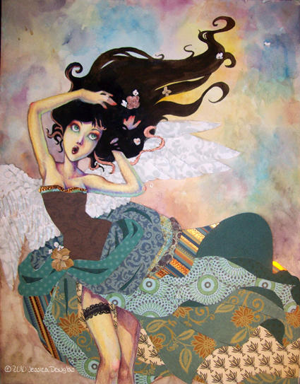 Windswept by JessicaMDouglas