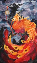 Fire by JessicaMDouglas