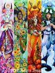 The Seasons by JessicaMDouglas