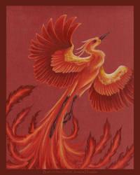 Born of Fire by JessicaMDouglas