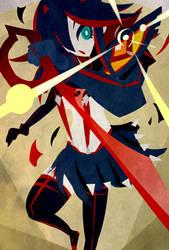 KILL la KILL Ryuuko Matoi by kafuka5364