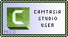 Camtasia Studio User STAMP by MagaloupXD