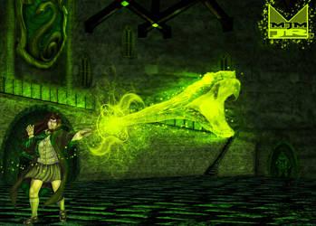 Revenge of the Slytherin by wondermanrules