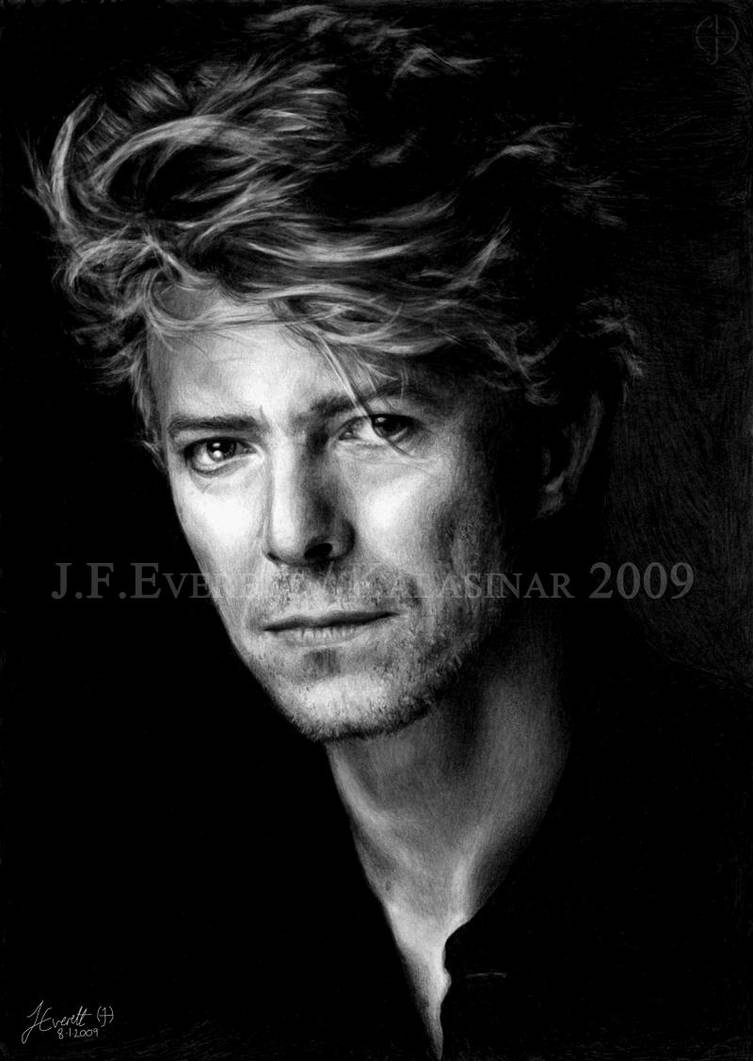 David Bowie VII by Kalasinar