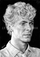 David Bowie IX by Kalasinar