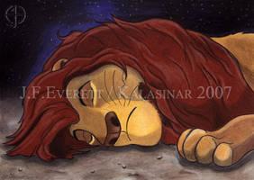 Good Night Sweet Prince by Kalasinar