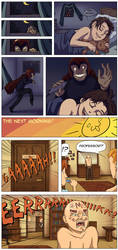 X-Men First Class Comic by aoi-ryuu214