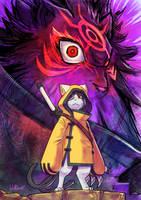 Jubei - BlazBlue Central Fiction by SatsuiNoHado