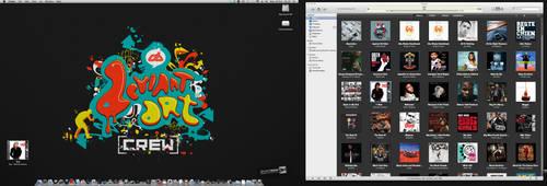 Desktop Screenshot by Sangiev