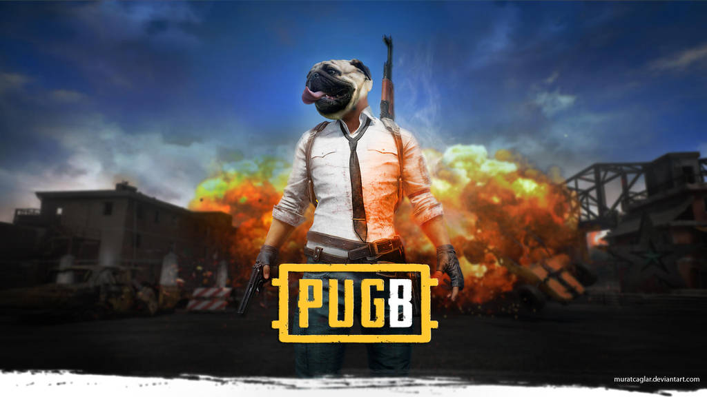 Pubg Artwork Wallpapers: PUGB Playerunknowns Battlegrounds Wallpaper By