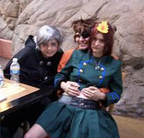 AnimeFest 09 10 by DisturbingGoose