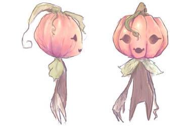 Pumpkin :P by Glyphex