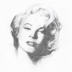 Marilyn Monroe by Glyphex