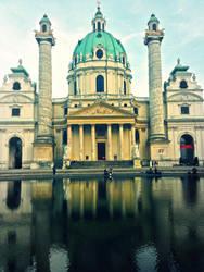 Karlskirche by Greenex