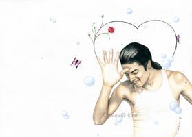 Remembering Michael Jackson by Delinlea