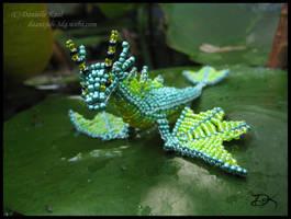 Creature of the Sea by Delinlea