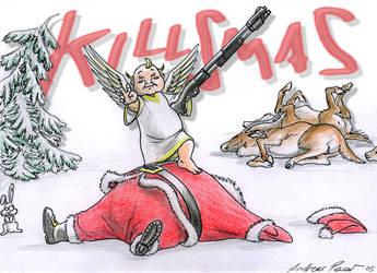 Merry Killsmas by RaXt0r