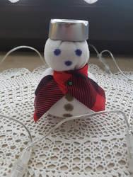 Snowman by x--BloodyRose--x