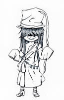 Undertaker Chibi by A-Sad-Pandas-Poptart