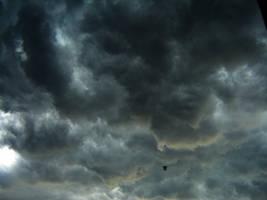 Stormy Sky 06 by Tash-stock