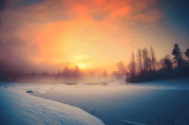Winter magic by HendrikMandla