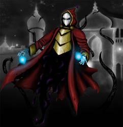 Zal the fallen king by RawGraff
