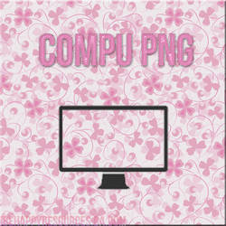 Compu en png by iBeHappyResources