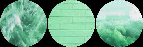 mint circle divider by cal-vain