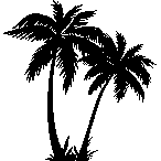 f2u palm tree pixel by cal-vain