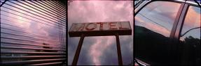 nostalgic road trip square divider by cal-vain