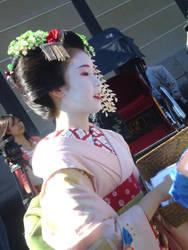 Geisha by iPod-girl