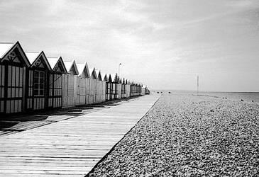 Cabanes de plages by etiennia