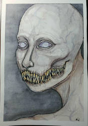 The Night Hag by skullzhead