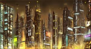 Downtown by derbz