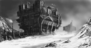 Antarctic settlement by derbz