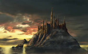 Heralded Isle by derbz