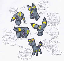 Exp for an Eevee! by PuppytheKat