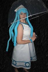Ika Musume Squid Girl Cosplay by Elentari-Liv