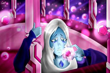 Blue Diamond | Steven Universe Fanart! by CamilaAnims