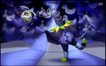 CHAOS!  C H A O S! | Jevil from Deltarune by CamilaAnims