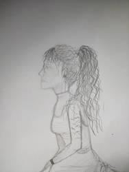 curlyhead doodle by RysioNeko-chan