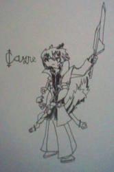 Cayne the Bloodedge by Cayne-Yoshimura