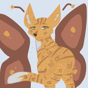 Mothwing by HelloImBanana