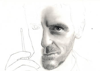 Dr. House by WildGeese